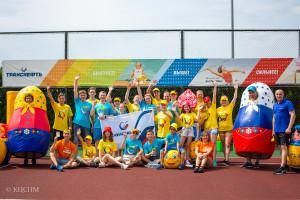Спортивный праздник «Дружной семьи»!