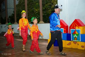 В десятый раз «Дружная семья» открыла  «Театральные сезоны»!
